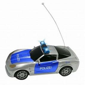 Auto della polizia RC 1/24