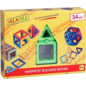 Forme magnetiche 34 pezzi