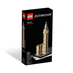 21013 Lego Architecture - Big Ben 12+