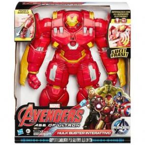 Avengers Hulk Buster Personaggio Elettronico