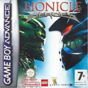 Game Boy Advance - Lego Bionicle Heroes