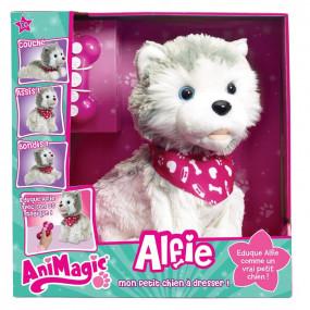 Alfie cane ubbidiente cm. 27