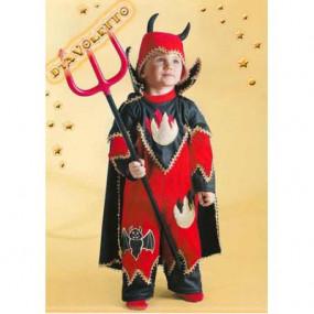 Costume Diavoletto tg. 2/3 anni