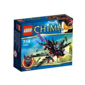 70000 Lego Chima - Il Corvo Volante di Razcal  7-14 anni