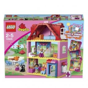 10505 Lego Duplo La casa rosa 2-5 anni