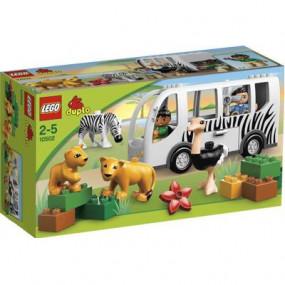 10502 Lego Duplo L'autobus dello zoo 2-5 anni