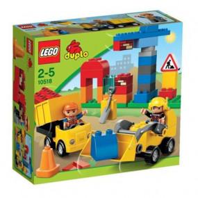 10518 Lego Duplo II mio primo cantiere 2-5 anni