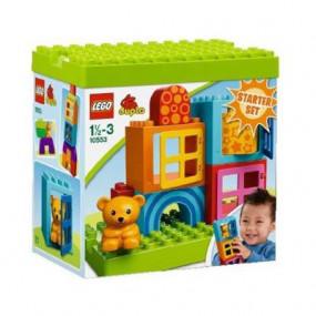 10553 Lego Duplo Costruisci con i cubi 1/2-3 anni