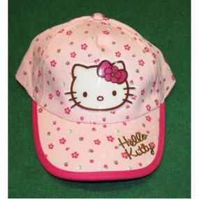 Cappellino Hello Kitty rosa