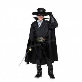 Cavaliere nero costume
