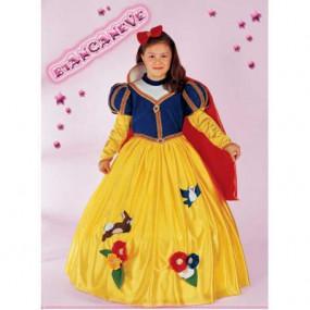 Costume Biancaneve tg. 3/4 anni