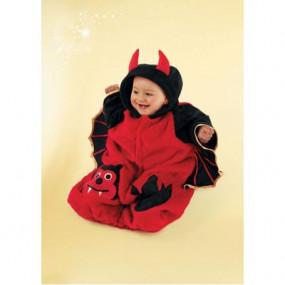Costume Diavoletto tg. 6/9 mesi