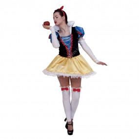 Snow white costume tg.M