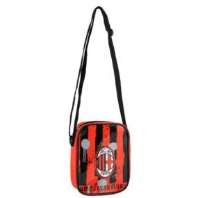 Borsello a tracolla rosso Milan