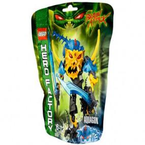 44013 Lego Hero Factory - Aquagon 6-12 anni
