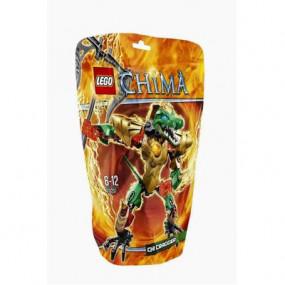 70207 Lego Chima - Chi Cragger 6-12 anni
