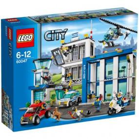 60047 Lego City Stazione della Polizia 6-12 anni