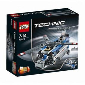 42020 Lego Technic Elicottero bi-rotore 7-14 anni