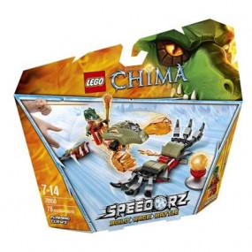 70150 Lego Chima - Artigli fiammeggianti 7-14 anni