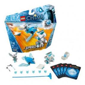 70151 Lego Chima - Punte di ghiaccio 7-14 anni