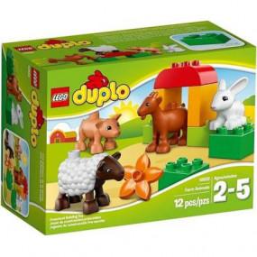 10522 Lego Duplo Animali della fattoria 2-5 anni