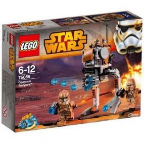 75089 Lego Star Wars Geonosis Troopers 6-12 anni
