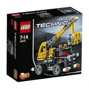 42031 Lego Technic Camion con gru 7-14 anni