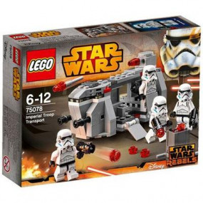 75078 Lego Star Wars Trasporta-Truppe Imperiale 6-12 anni