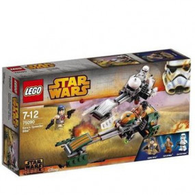 75090 Lego Star Wars Speeder Bike di Ezra 7-12 anni