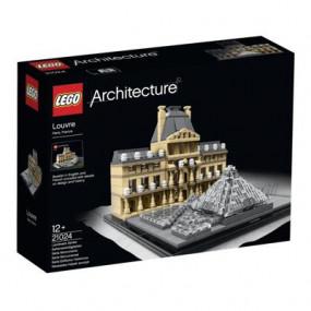 21024 Lego Architecture - Louvre 12+