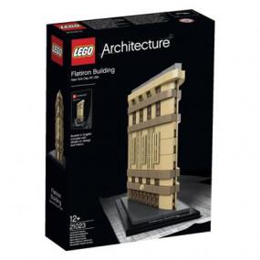 21023 Lego Architecture Flatiron Building