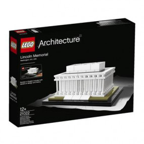 21022 Lego Architecture - Lincoln Memorial 12+
