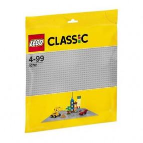 10701 Lego Classic base grigia 4-99 anni