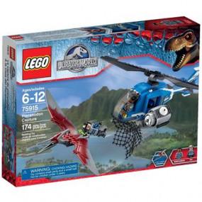 75915 Lego Jurassic world cattura del pteranodonte