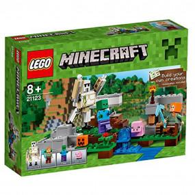 21123 Lego Minecraft - Il Golem di ferro 8+