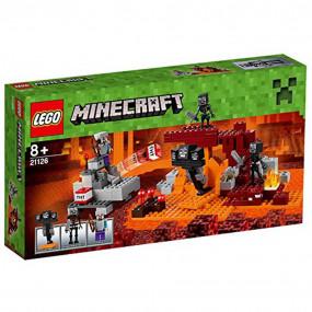 21126 Lego Minecraft - Lo Scherbero 8+