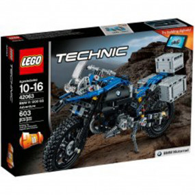 42063 Lego Technic BMW R 1200 GS Adventure 10-16 anni