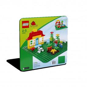 Base verde LEGO® DUPLO® 2304