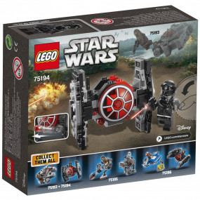 Microfighter First Order TIE Fighter™ 75194