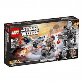 Ski Speeder™ contro Microfighter First Order Walker™ 75195
