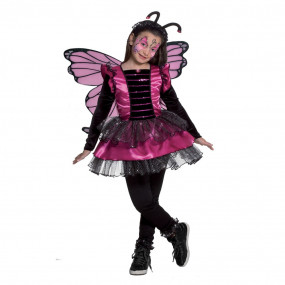 Butterfly costume 7/8 anni