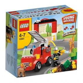 10661 Lego Mattoncini La mia prima caserma dei pompieri 4-7