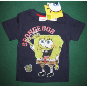 T-Shirt Spongebob taglie ass.