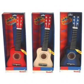 Chitarra in legno 52cm