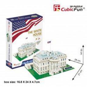 3D LA CASA BIANCA The White House 64 Pezzi