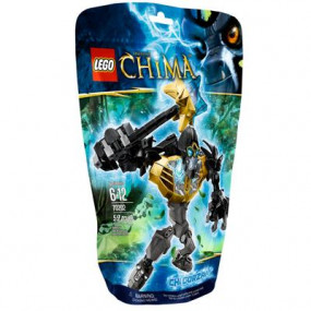 70202 Lego Chima - Gorzan 6-12 anni