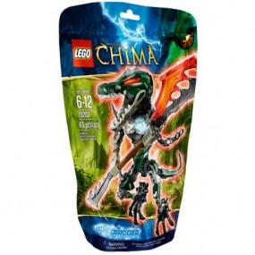 70203 Lego Chima - Cragger 6-12 anni