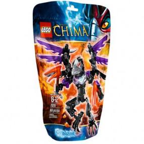 70205 Lego Chima - Razar 6-12 anni
