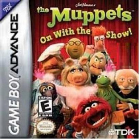 Game Boy Advance - The Muppets On With the Show!