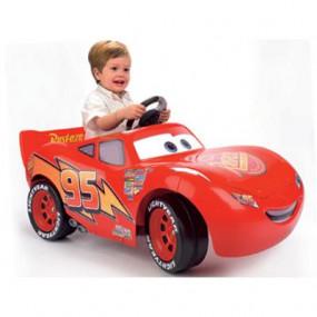 Auto Cars Lightning Mcqueen 6V Saetta